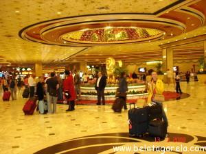 Hall do MGM Hotel (2008)