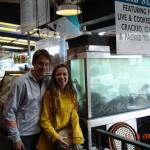 Fisherman's Wharf - tanques de crabs 2008
