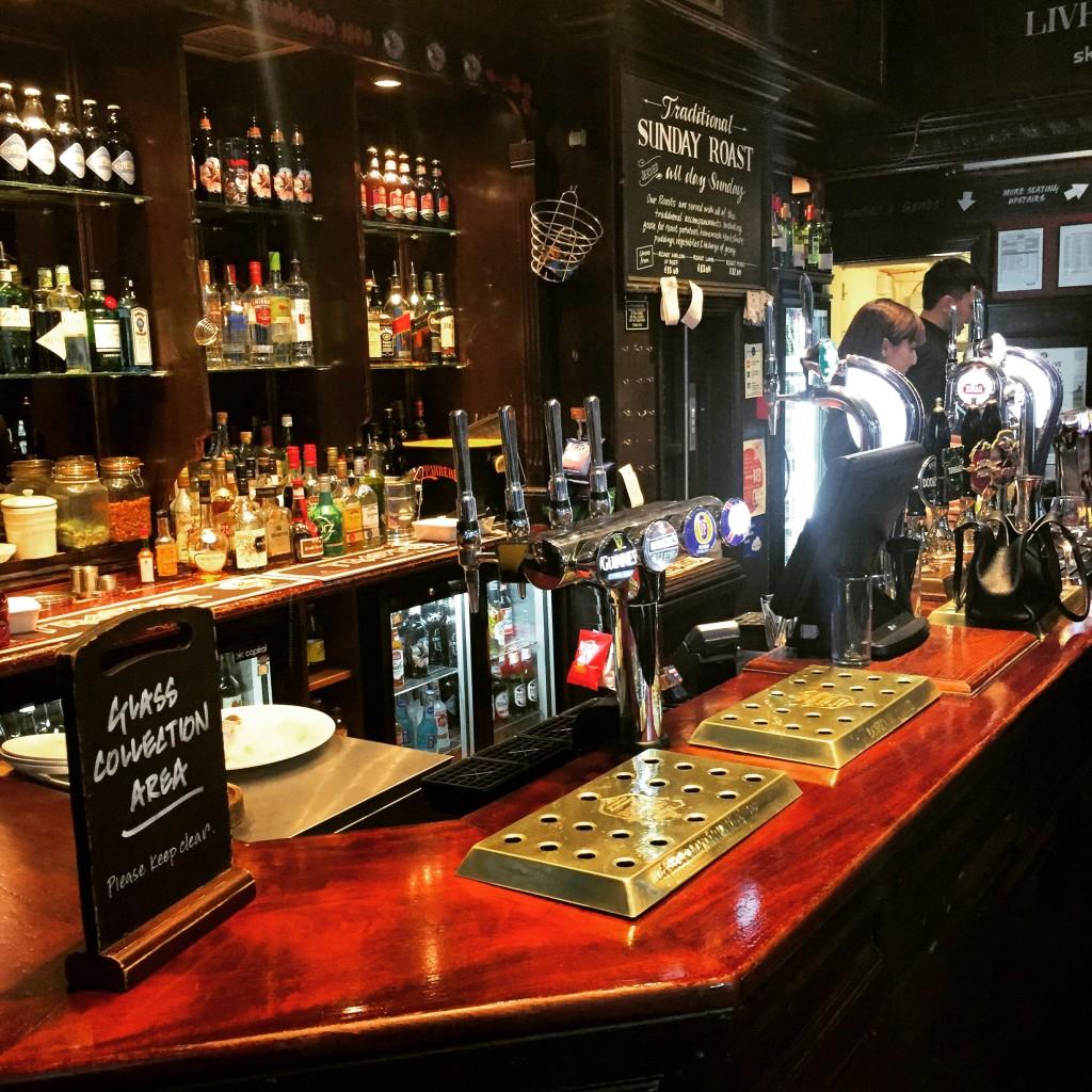 Bar  do pub