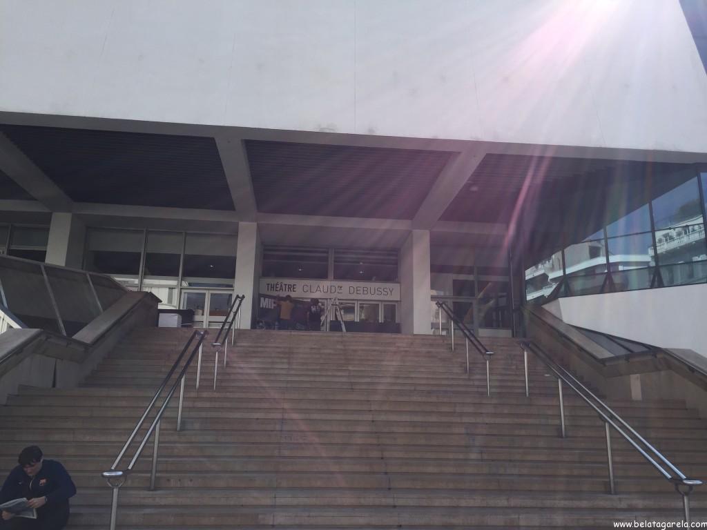 Théâtre Claude Debussy -Palais dês Festivals