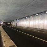 O famoso Túnel de Mônaco