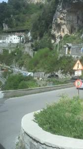 caminhos até Ravello