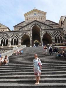 Escadaria da Duomo di Sant'Andrea