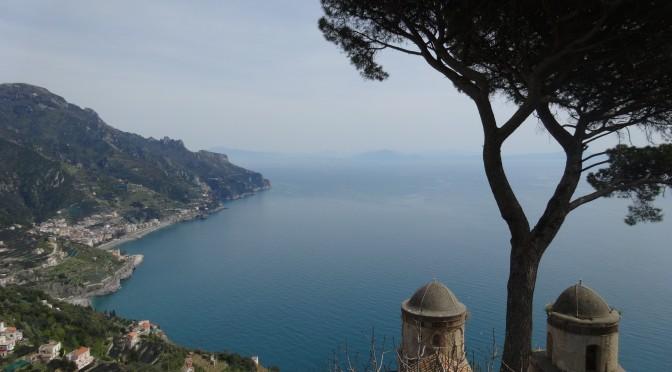 Vista da Villa Rufolo